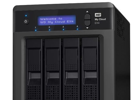 Western Digital's EX4 offering has a strong showing in terms of features and ease of use.