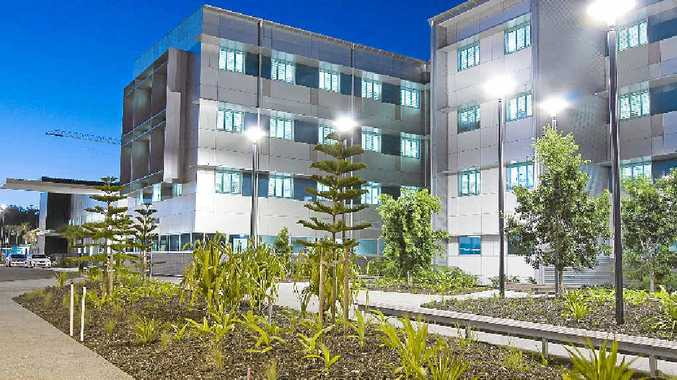 The $100 million Sunshine Coast University Private Hospital was named Sunshine Coast Project of the Year.
