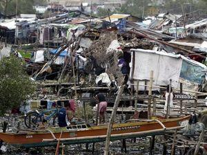 Typhoons, Burlusconi and Bombings