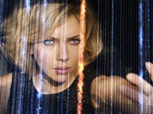 Lucy stars Scarlett Johansson as a woman who is kidnapped and implanted with a drug that unleashes her untapped brainpower