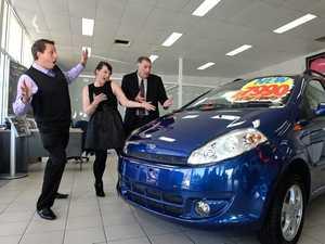 Bargain cars on offer