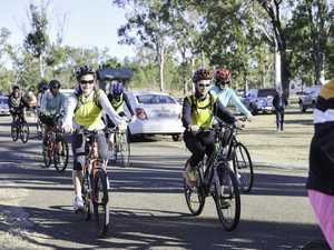Fundraising ride for chaplains