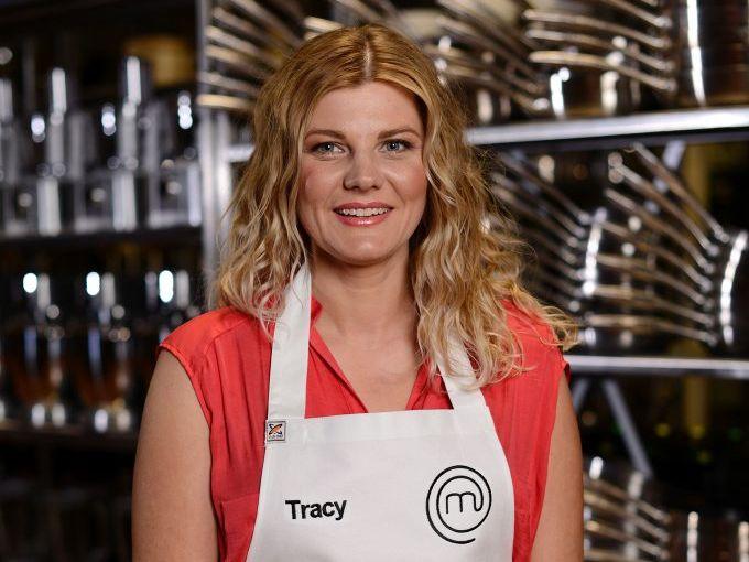 MasterChef Australia Top 5 finalist Tracy Collins.