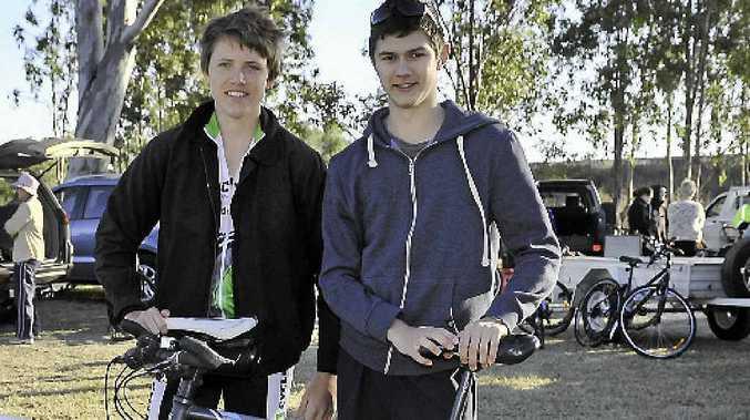 James Owbridge and Layton McLean.