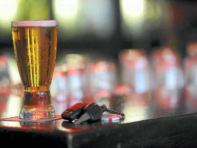 DRINK DRIVING: Drivers put their own life and that of others at risk whenever they drink and drive.