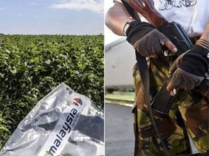 MH17 bodies 'bundled into body bags and loaded onto train'