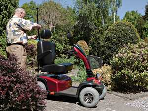 Experts show us key to safe scooting