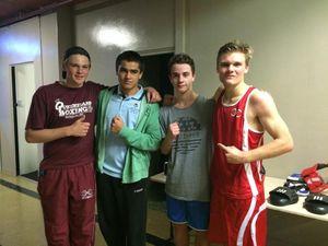 Kovacs boys star in State Of Origin loss