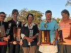 Rising star shines by winning golf championship