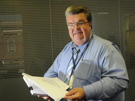 Derek Tuffield, CEO, Lifeline Darling Downs.