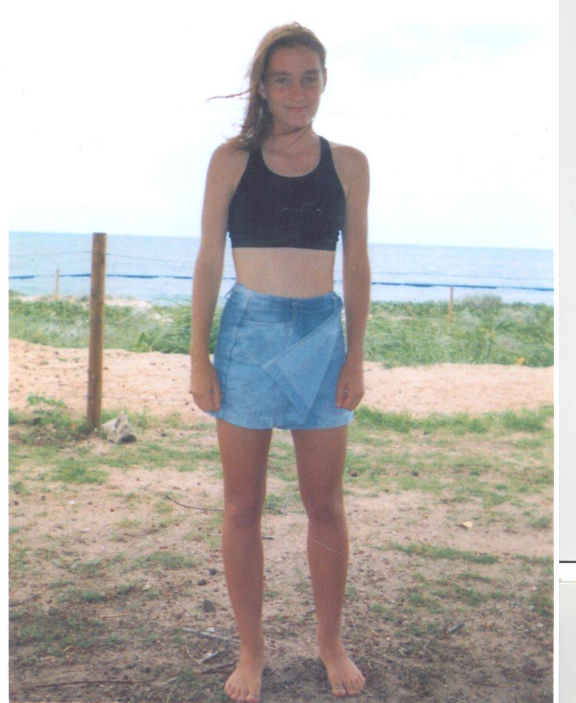 Rachel was 16 when she went missing on Anzac Day in 1998.