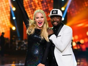 Voice winner Anja Nissen sounds out future with will.i.am