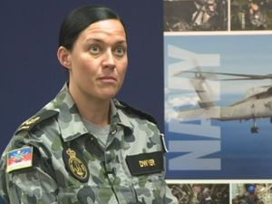 Defence Force hunts for women
