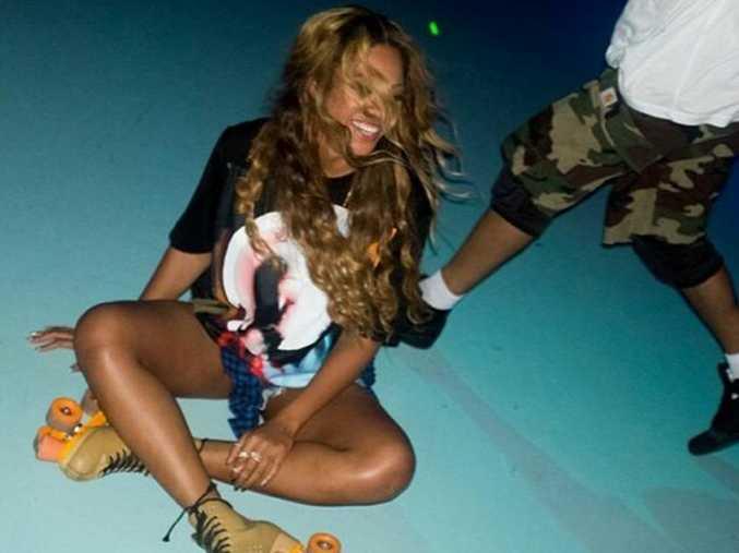Beyonce (c) Instagram