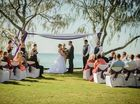 Fish Fischer voted Heron Island as the best place to get married in the Gladstone region.