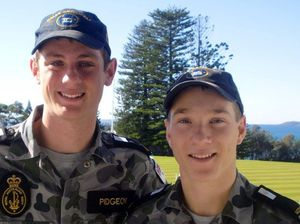 Toowoomba lads to take to the sea with navy