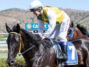 Mackay jockey riding into horse training