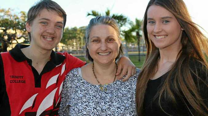 David, Jacqy and Hannah Gregory will compete in the 44th Gladstone City Eisteddfod in September.