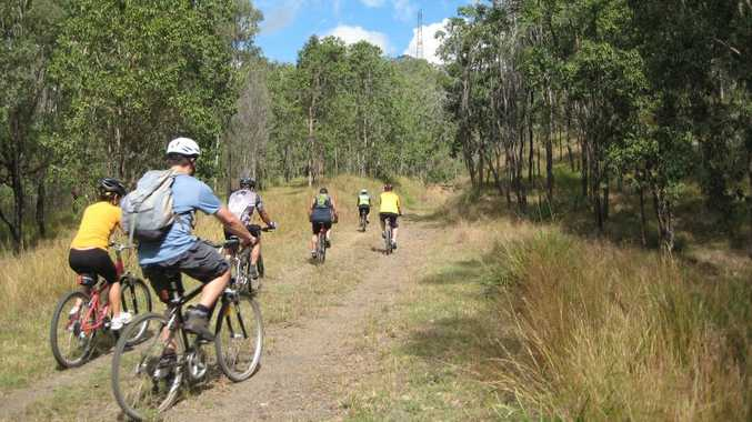 NO HORSING AROUND: Parts of the South Burnett rail trail will be closed to horse riders.