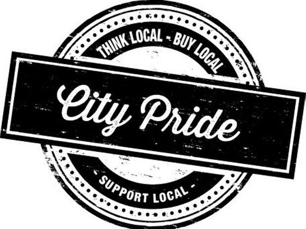 City Pride logo