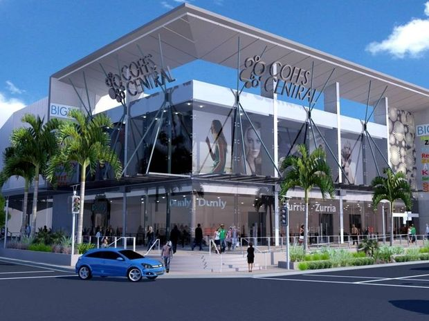 Another option for the Stage 2 Coffs Central redevelopment.