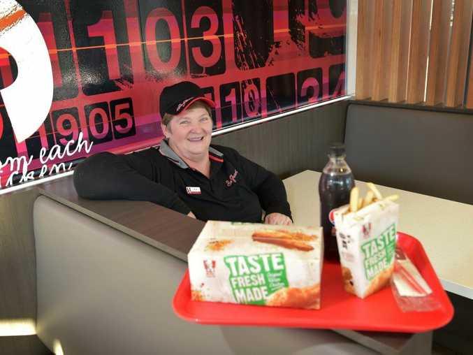 Coast icon celebrates three decades with KFC