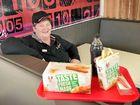 KFC employee veteran Barb's number one for customer service