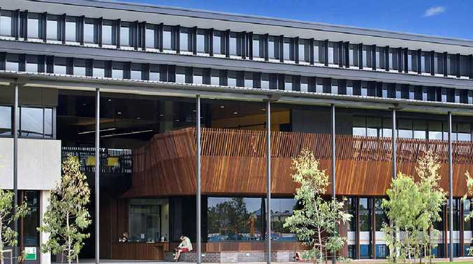 AWARD WINNER: The University of the Sunshine Coast's Learning and Teaching Hub has won a prestigious Queensland Master Builders Association award.