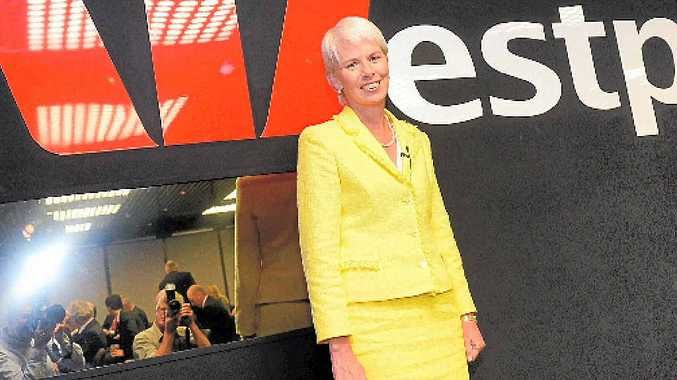 Gail Kelly heads Westpac, our oldest and second largest bank with more than 36,000 employees.