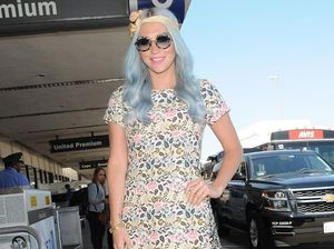 Kesha turns to colour in recovery from eating disorder