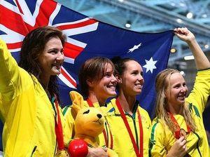 Aussie golden girls beat supersuit world record