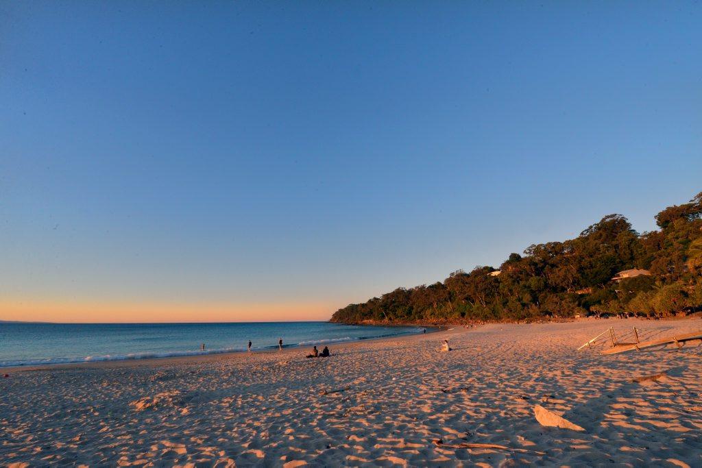 Beautiful Winter days in Noosa Heads. Noosa Main Beach. Photo: John McCutcheon / Sunshine Coast Daily