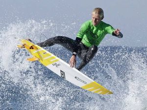 Angourie Surfer Chris Zaffis in NSW team