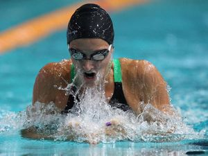 Three more gold in the pool overnight in Glasgow
