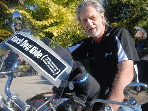 Motorbikes to thunder into Mackay for depression