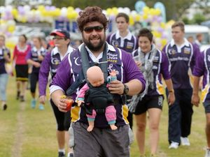 Gladstone's Relay For Life 2014
