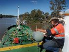 Ships visiting M'boro keep marine industry afloat