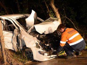Police confirm death at Gympie crash site