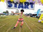 Community spirit shows as relay raises $180k