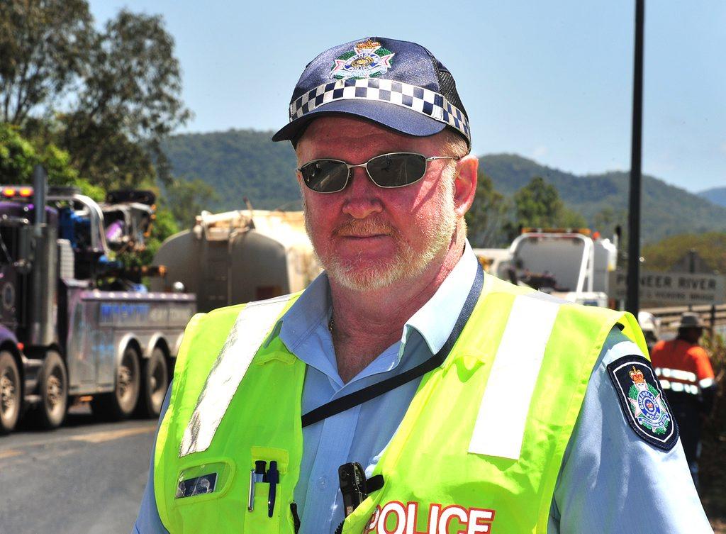 Queensland Police Union Central region representative Bill Feldman
