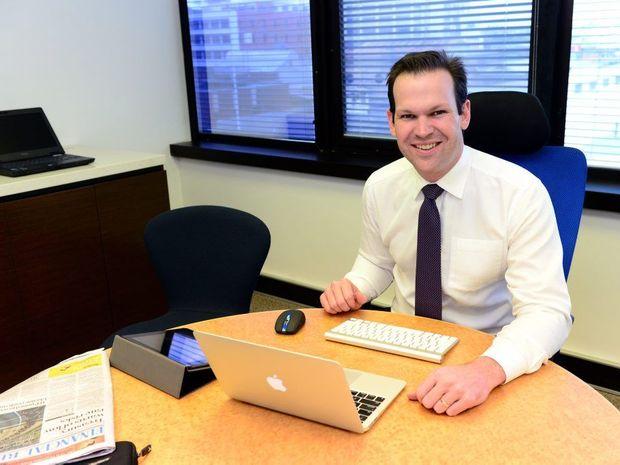 Senator Matthew Canavan.