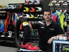Jason Watson is following his dream and set up a business for motocross racers.