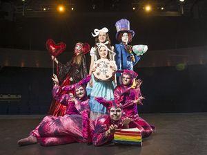 Toolooa SHS presents Alice in Wonderland Jr
