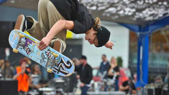 The Big Skate Out will be held at Coffs skate park on Friday.