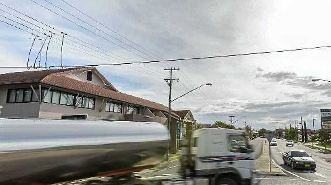 CONFUSED: Truckies have told Spy they are unsure about roundabout laws.