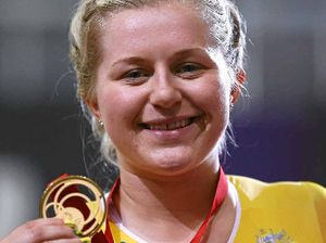 Aussies amass gold in Glasgow
