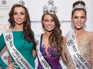 Brisbane beauty crowned Miss World Australia