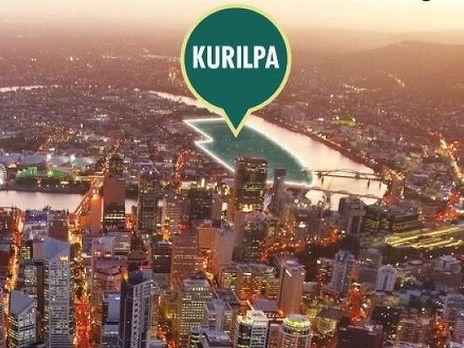 Kurilpa Point is set to undergo a billion dollar redevelopment. Photo: Supplied