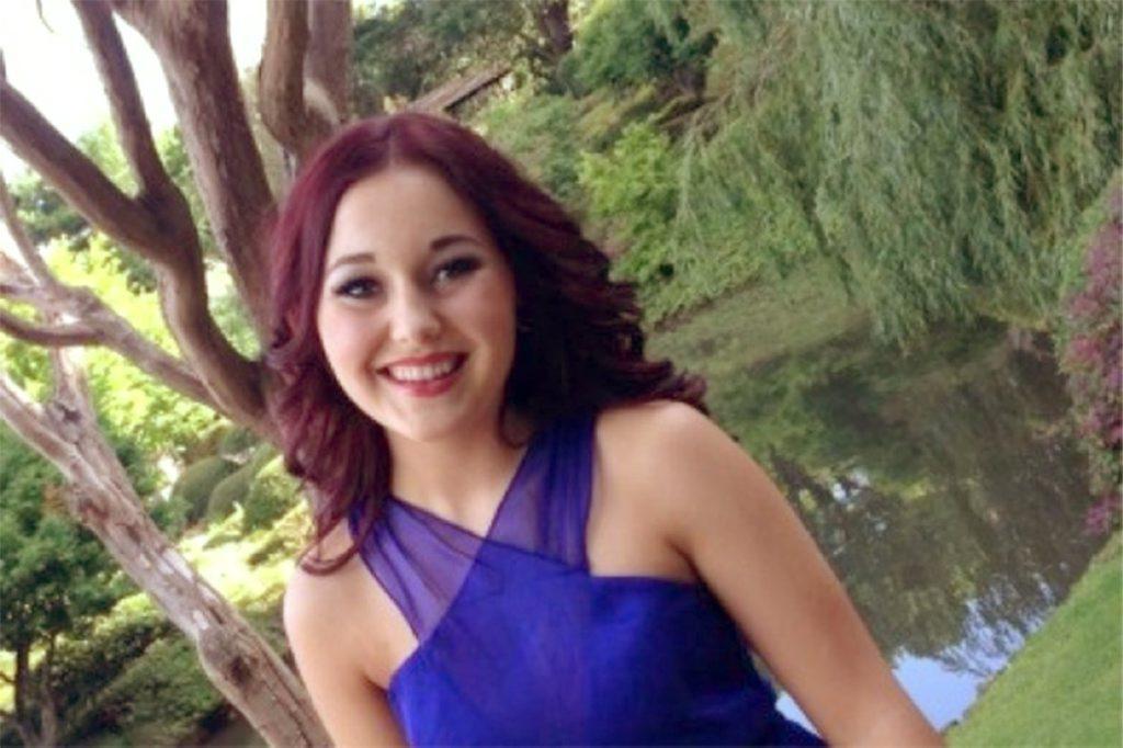 Breeanna Suey was critically injured in a car crash.