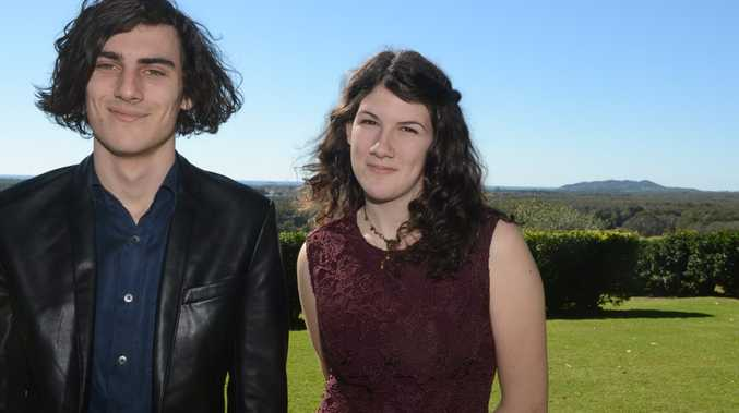 FUNDRAISER: Gabriel and Cecilia Brandolini will be performing in one of the events.